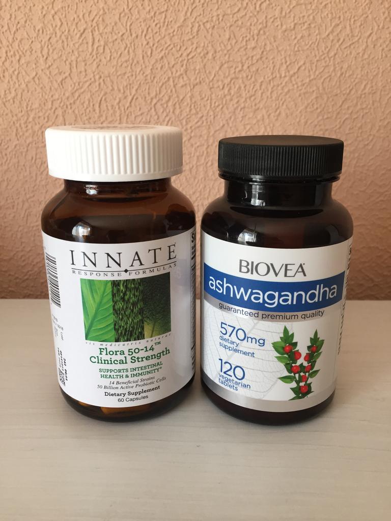 Innate Response Flora 50-14, Ashwagandha