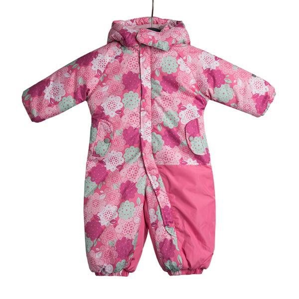Комбинезон TokkaTribe розовый цветок жизни