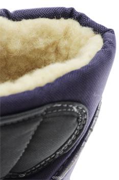 Дутики Demar Doggy, цвет: фиолетовый, темно-серый