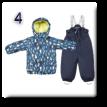 Верхняя детская одежда из Финляндии - распродажа