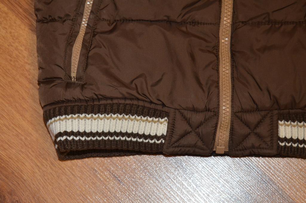 Коричневая Куртка next на 2-4 года