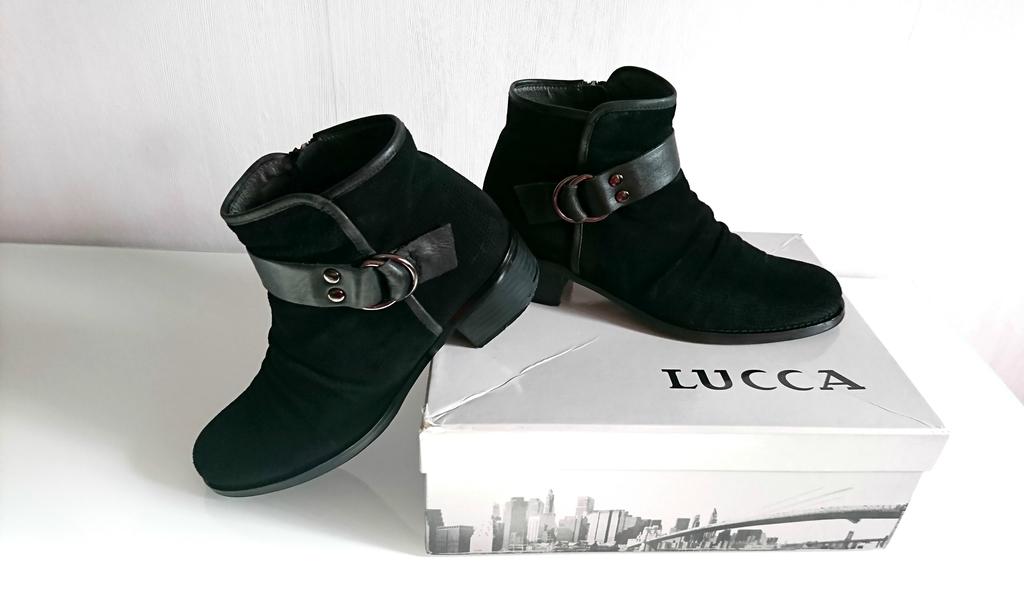 Ботинки Lucca, Италия