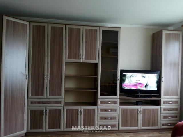 Шкафы купе, гостиные, и другая мебель на заказ