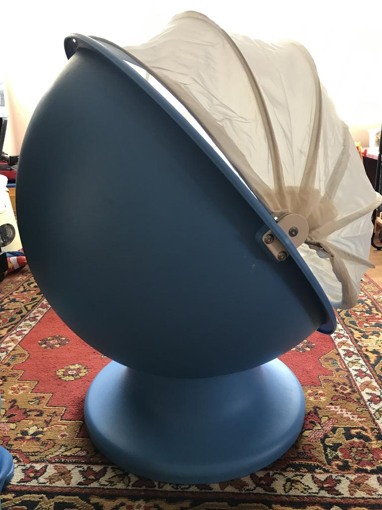 продаю кресло яйцо икеа детское в белая калитве барахолка бебиблога