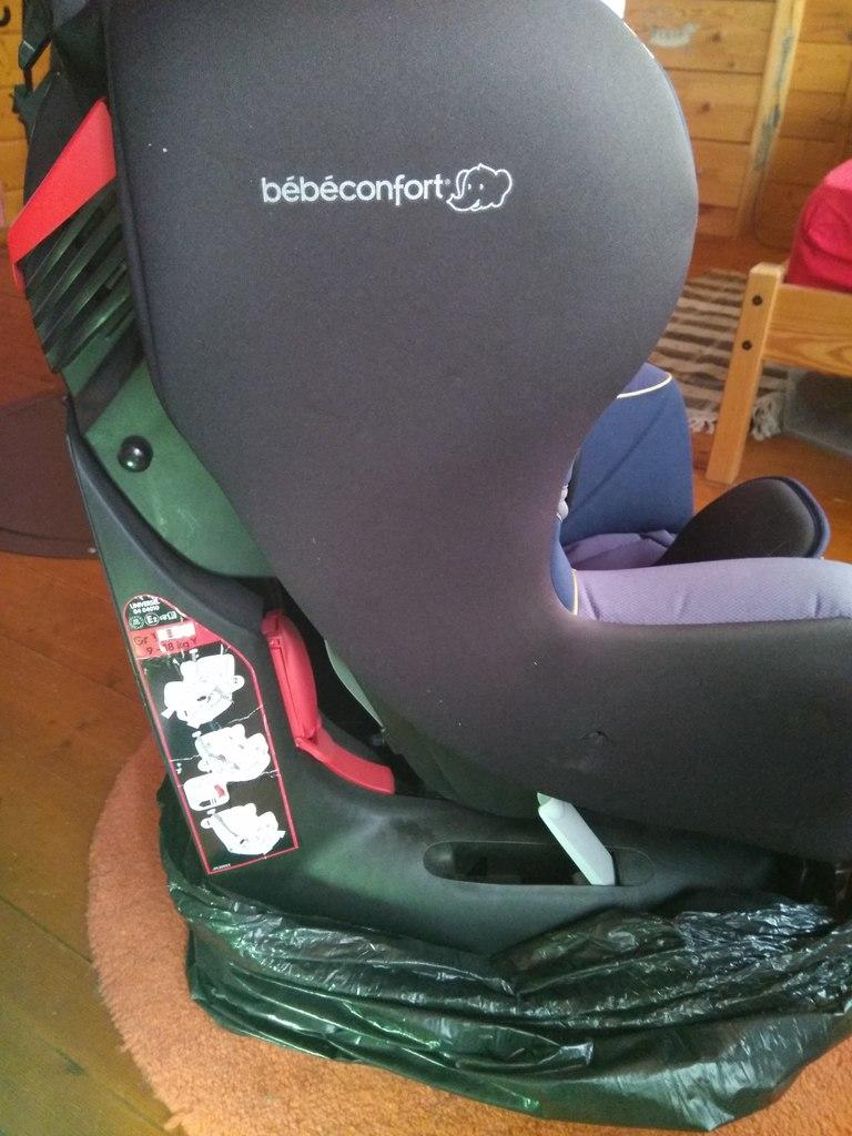 Продам автокресло Bebeconfort Iseos TT