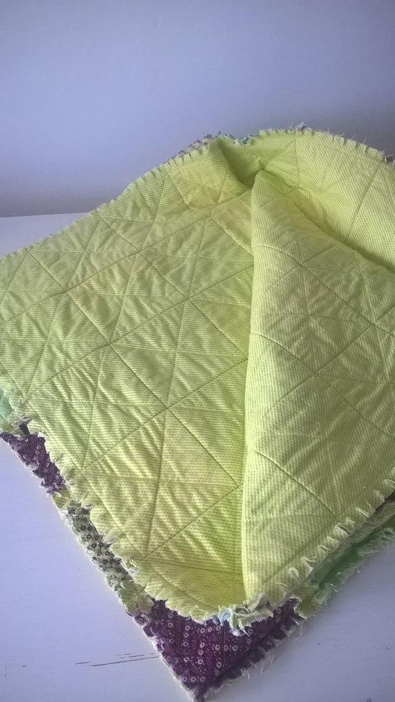 Детское одеяло -плед