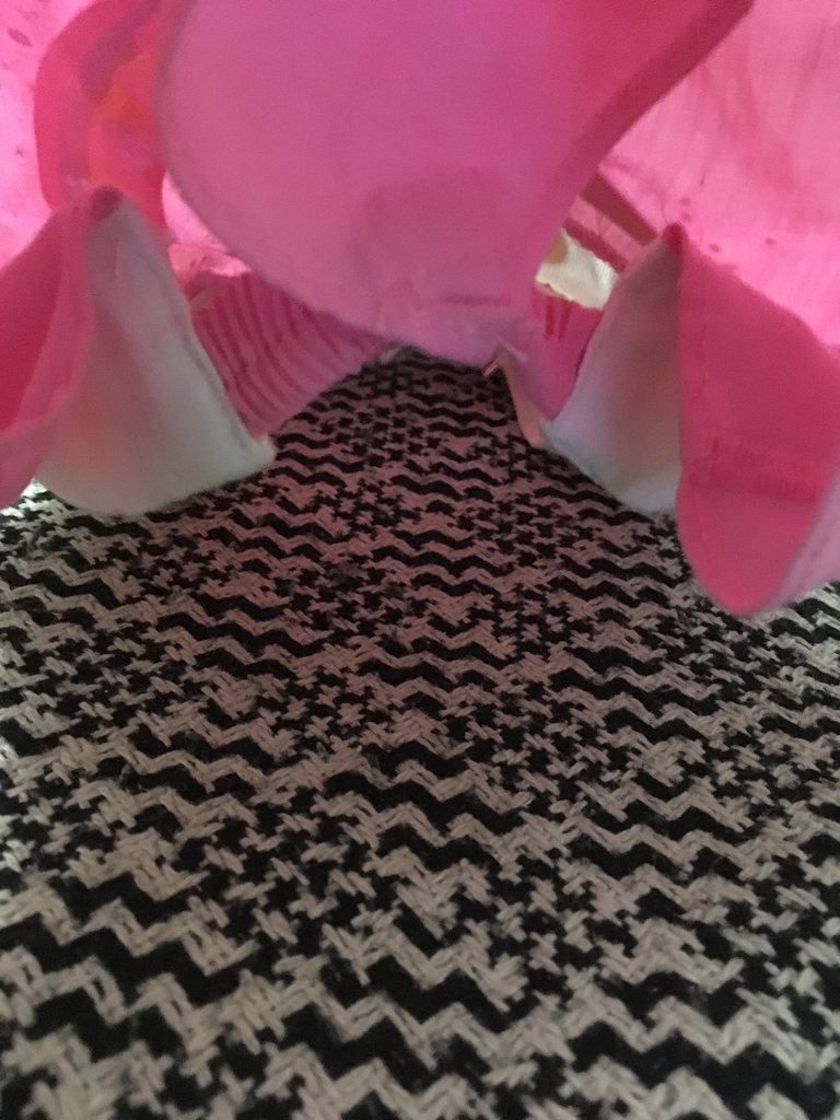 косынка розовая объём головы 52   4-6 лет