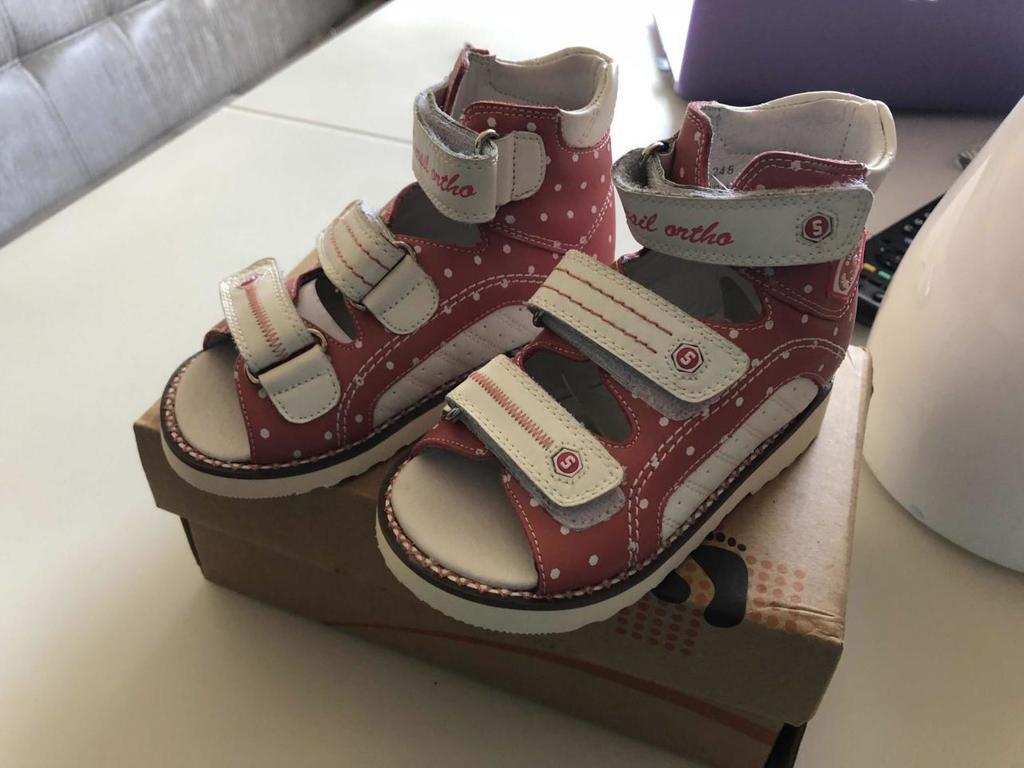 Новые сандалии Сурсил-орто 15-245М, 19 размер