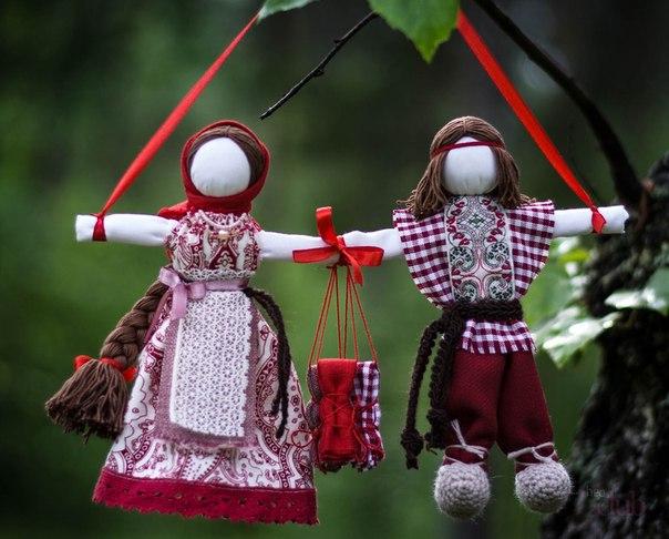 Выездной мастер-класс Куклы-обереги