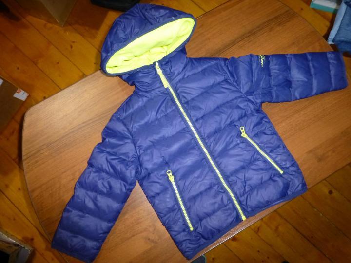 Куртка на пуху Hawke & Co. на 4-5 лет