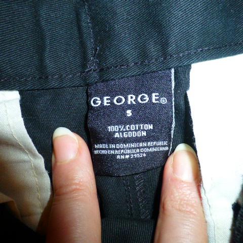 брюки George на 5-6лет