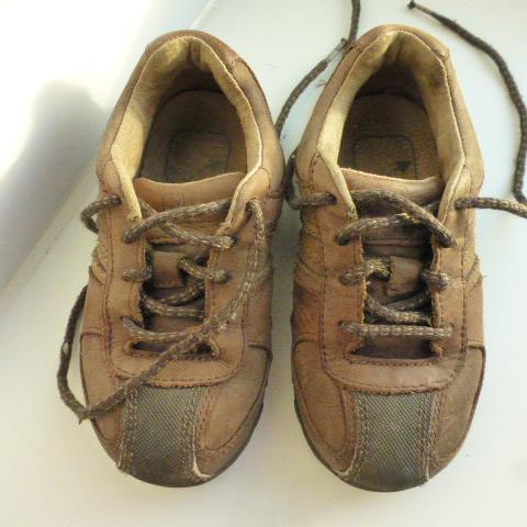 кроссовки Stride Rite, нат.кожа, р.25,5 (евро)