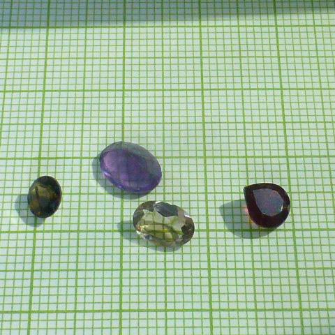 набор камней д.ювелирных работ