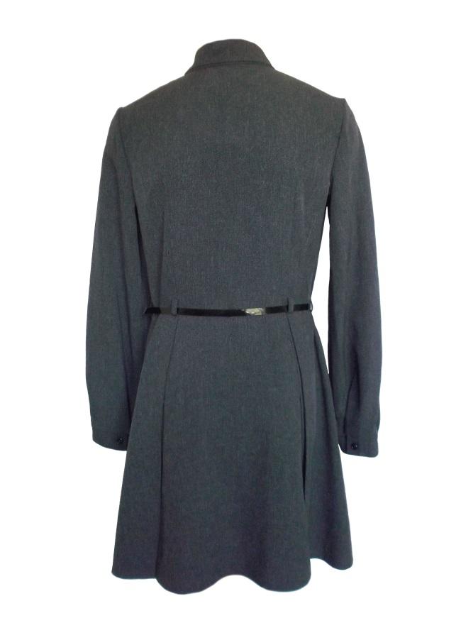 Школьное платье с длинным рукавом