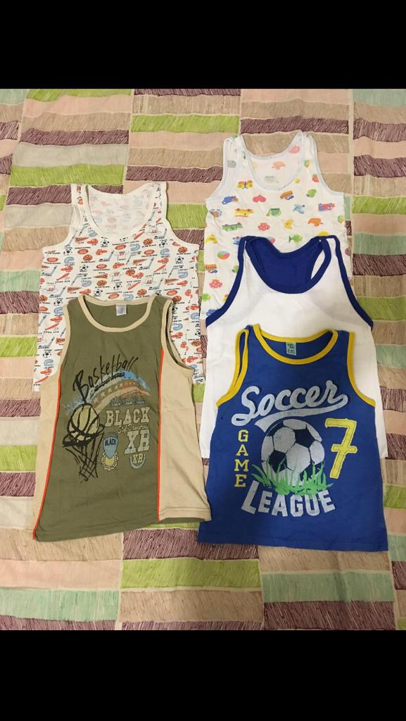 детские майки,шорты