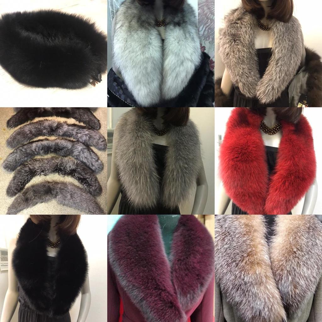 меховые воротники для пальто
