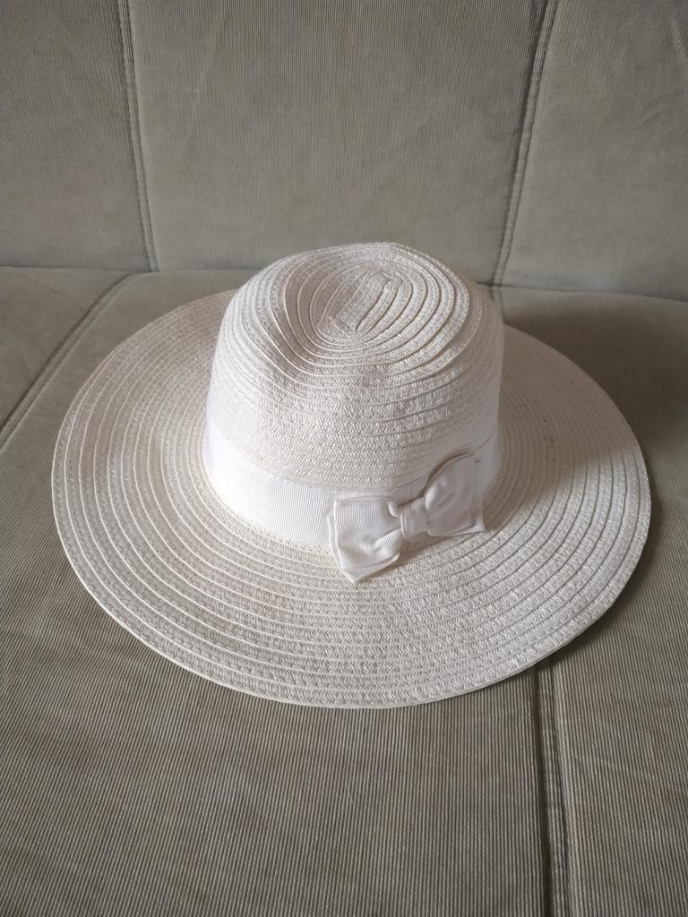 Белая шляпа Crazy8 разм. 4-6лет