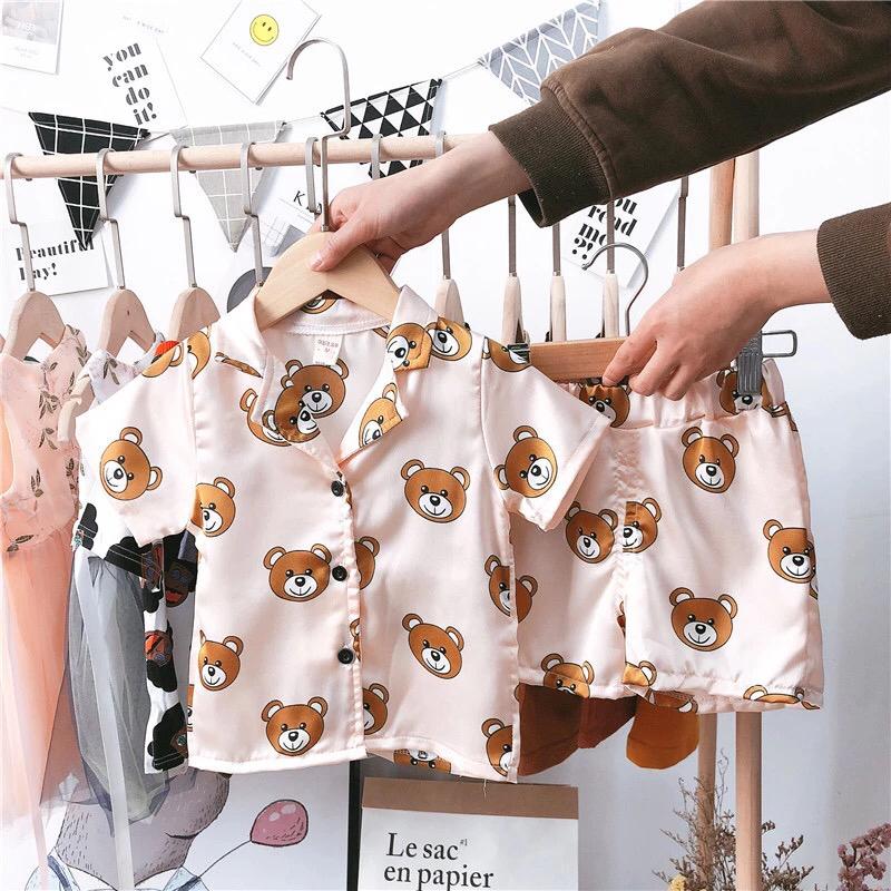 пижама для детей от 80 до 130 размера