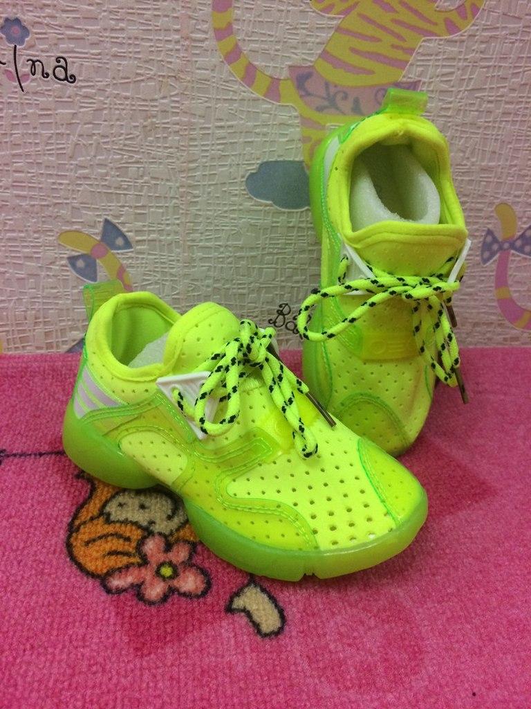 новые кросовки