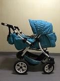 Продам прогулочную коляску INDIGO CAPRI PCO