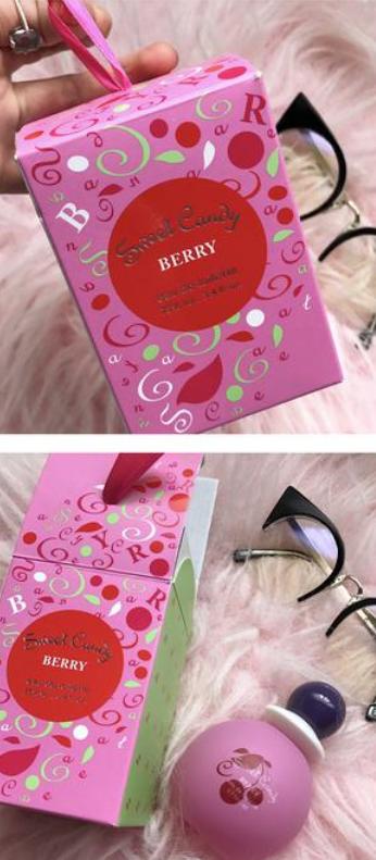 Духи sweet candy berry солодко смачно пахнуть