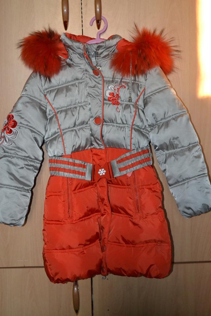 пальто зимнее р 122