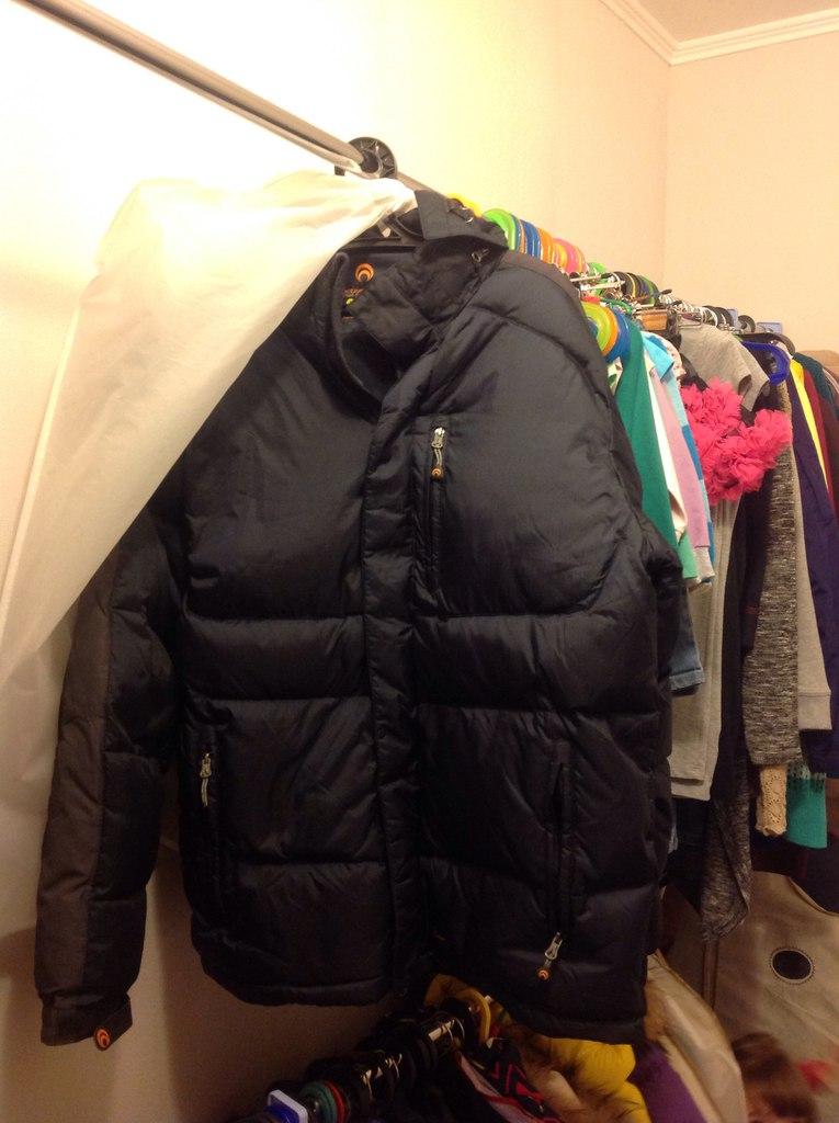 Продам мужскую куртку 48-50 р