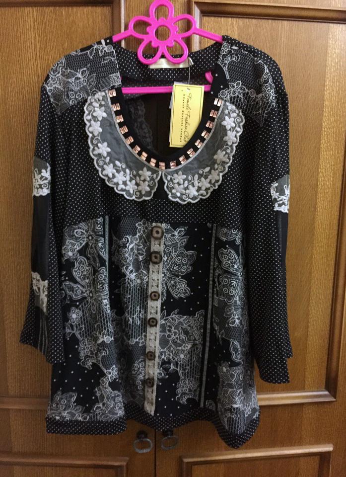 Стильная блузка Female Fashion Club р 58