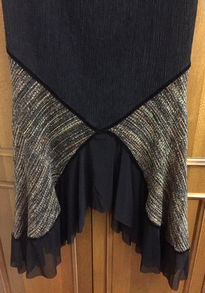 Отпадная дизайнерская юбка styled by alkis 50-52