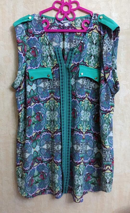 Стильная блузка IMMENS Турция 56-58