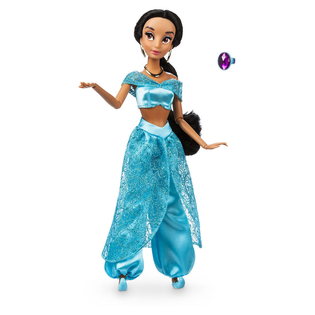 Кукла Жасмин с кольцом. 30 см. Disney.