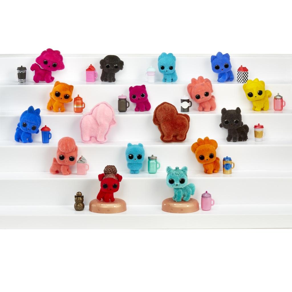 Лол сюрприз Fuzzy Pets. 5 серия. 2 волна. Оригинал