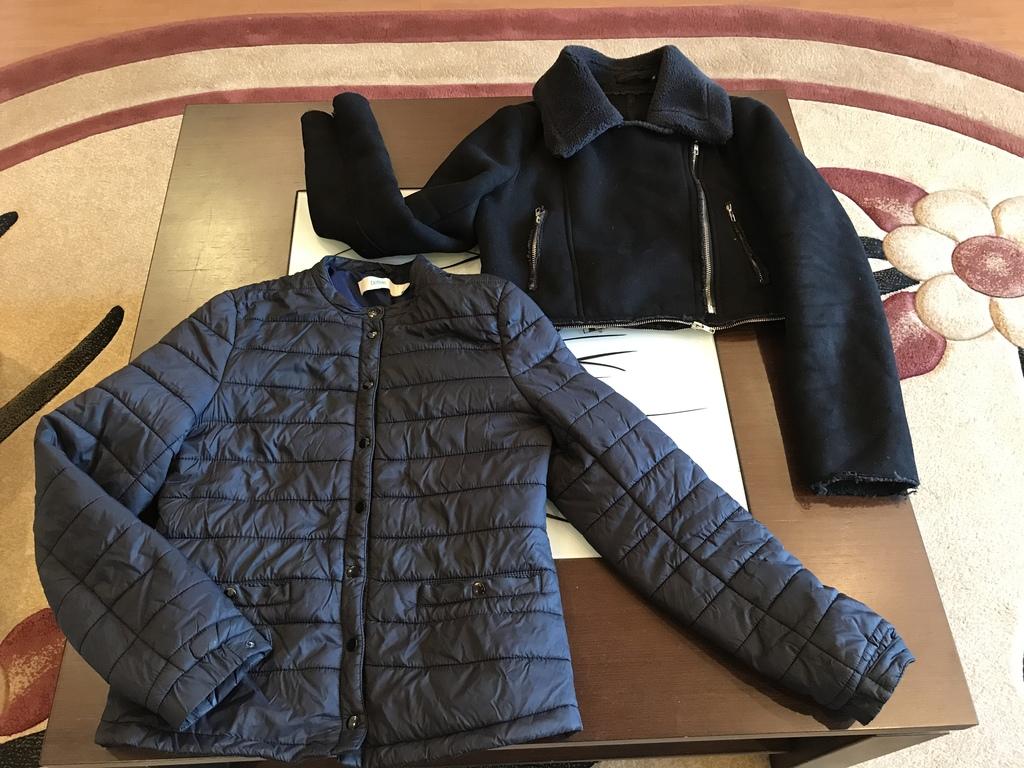 Одежда S и M
