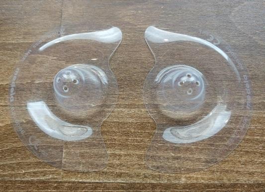 MEDELA накладки силиконовые для груди, М