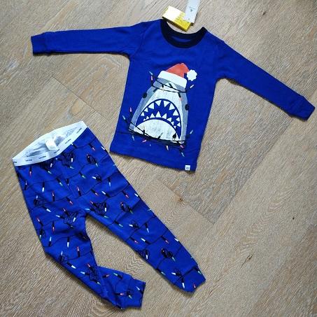 """Gap Новая пижама """"Акула"""", 2 года"""