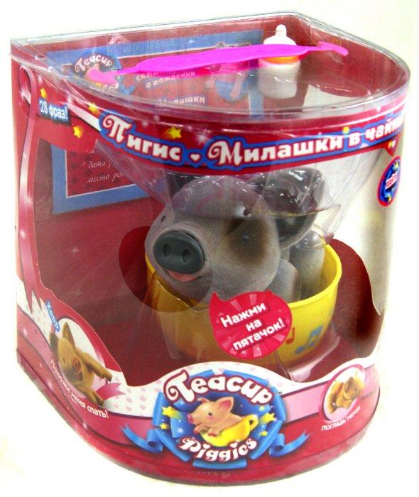 свинка в чашке игрушка купить