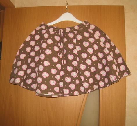 платья и юбки р.128
