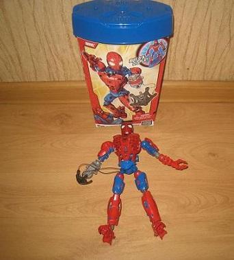 Конструктор Mega Bloks Spider-Man