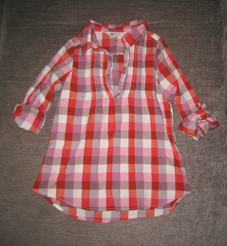 рубашка и джинсы р.128