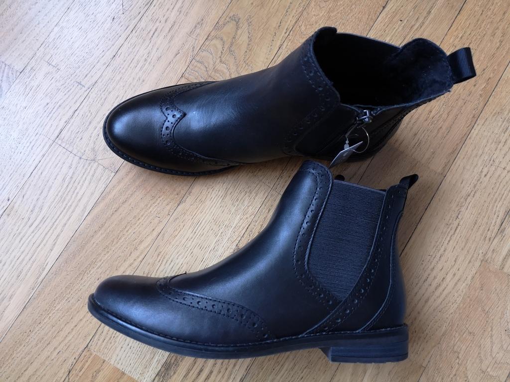Ботинки Marco Tozzi,р.38.