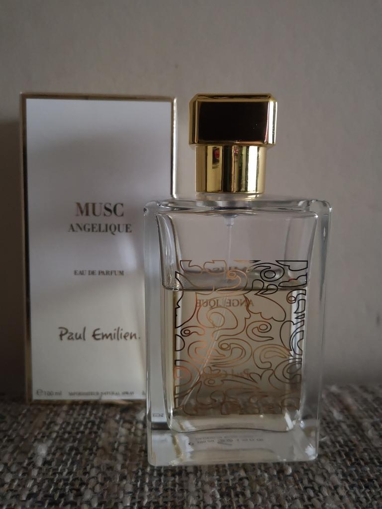 Musc Angelique, Paul Emilien,70/100.
