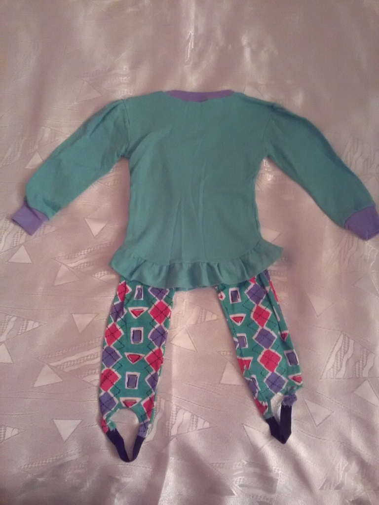 Новый костюм пижама, 2 шт.