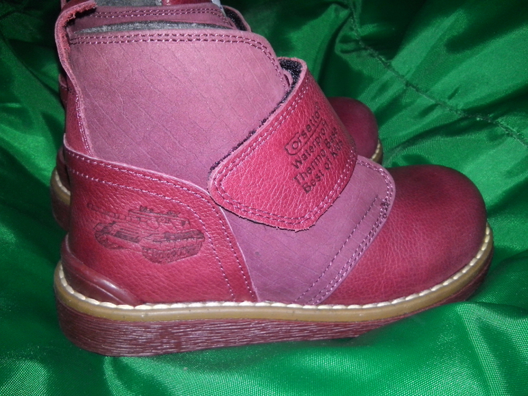 Новые orsetto орсетто осенние ботинки