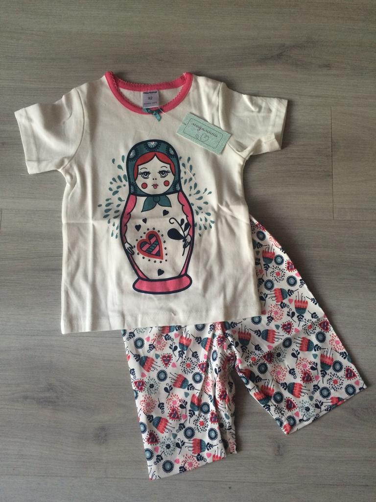 Пижама Матрешка  от Модамини, по опту