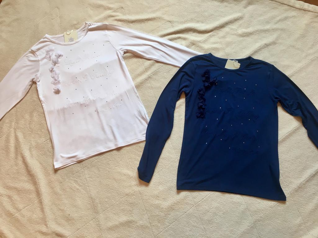 Летние вещи для девочки на р. 140 футболки , майки , шорты , платье