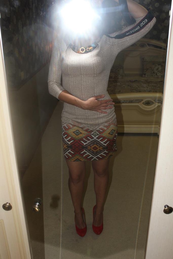 Платье.  Турция.