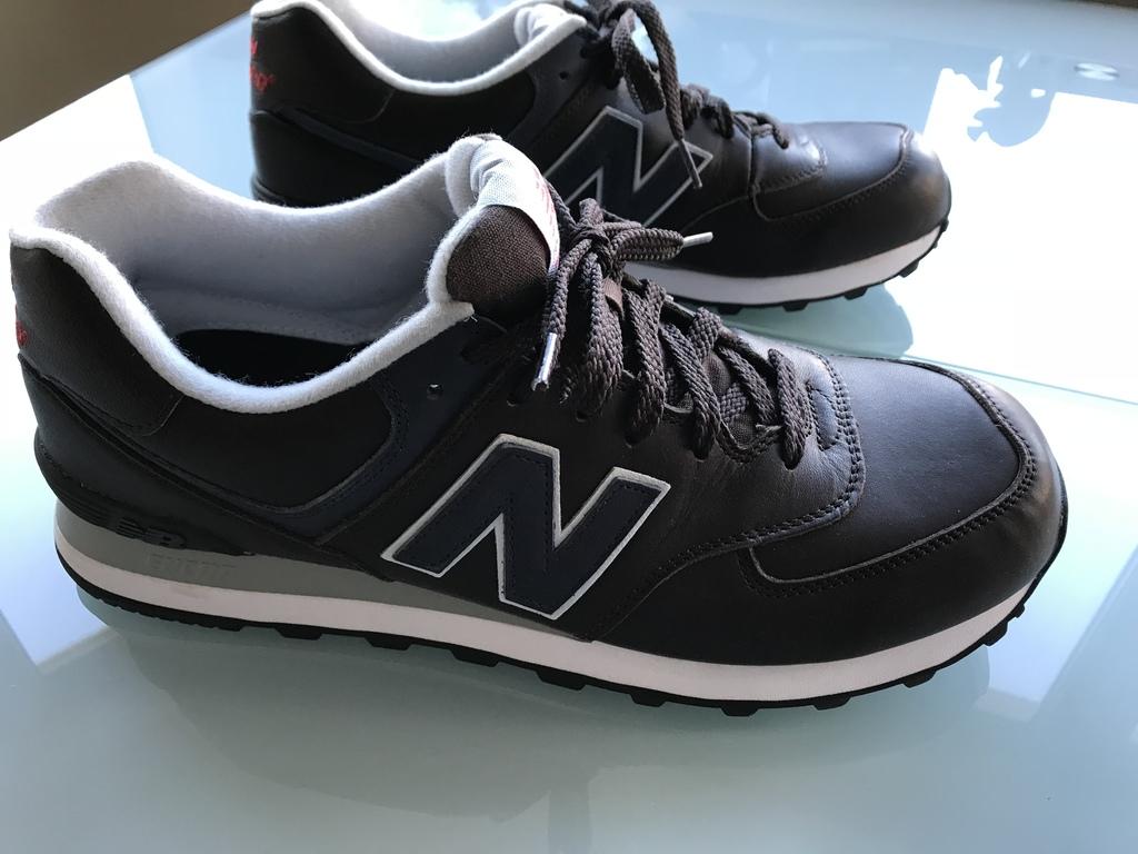 Новые кроссовки Nеw Balance ML574NM Оригинал (р12)