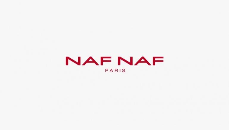 Новая жилеточка NAF-NAF р.44, Оригинал