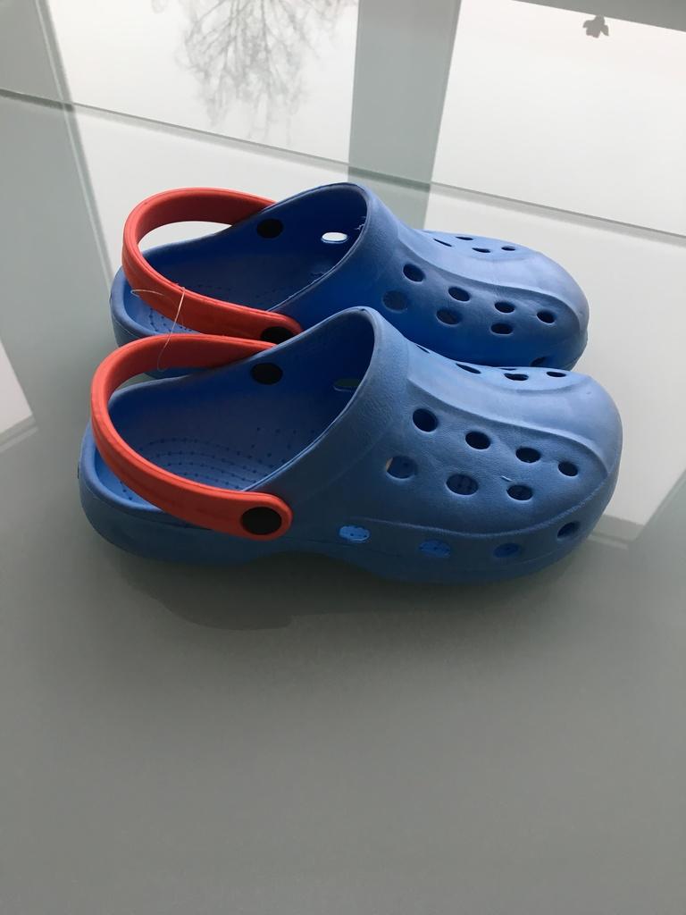 Новые Crocs (Кроксы) Копия р.33