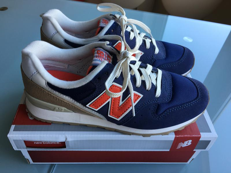 Новые кроссовки Nеw Balance WR996HG Оригинал! р.36